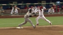 Rollins&#039; RBI infield single