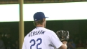 Kershaw gets the shutout