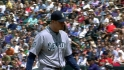 Beavan&#039;s seven strikeouts