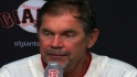 Bochy on Lincecum&#039;s struggles