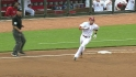 Cozart's back-to-back jack