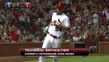 Carpenter&#039;s RBI groundout