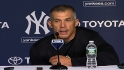 Girardi on Kuroda, offense