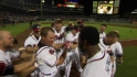 Chipper&#039;s walk-off homer