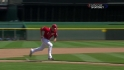 Rolen's walk-off sac fly