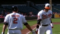Orioles&#039; three homers