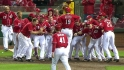 Votto's walk-off grand slam