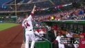 Harper's first career homer