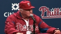 Manuel on loss to Phils
