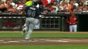 Bourn's three hits