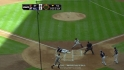 Aramis' bases-clearing double