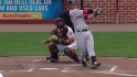 Middlebrooks&#039; RBI double