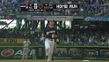 Lucroy&#039;s two-run homer