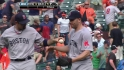 Aceves notches the save