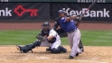 Beltre&#039;s two-run shot