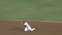 Infante&#039;s diving grab