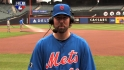 Dickey on Mets' good 2012 start