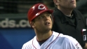 Mesoraco's clutch grand slam