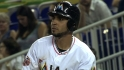 Infante&#039;s four hits