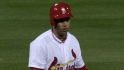 Beltran&#039;s three-hit night
