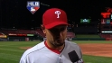 Victorino on Phils' 10-9 win
