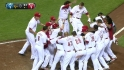Frazier's walk-off jack