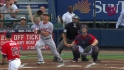 Ankiel's two-run triple