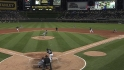 De Aza's two-run single