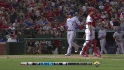 Bautista&#039;s two-run single