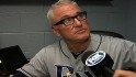 Maddon on confrontation