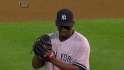 Soriano gets the last out