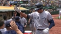 A-Rod's sacrifice fly