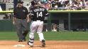 Konerko&#039;s four hits