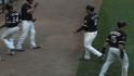 White Sox four-run seventh