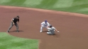 Duda&#039;s terrific throw