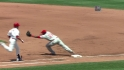 Savery induces double play