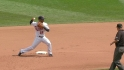 Walters induces double play