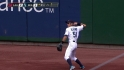 Ichiro&#039;s running catch
