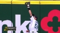 Ichiro&#039;s leaping grab
