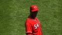Chapman&#039;s strong relief