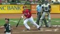 Votto&#039;s solo shot