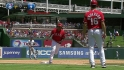 Beltre&#039;s two-run homer