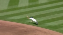 Murphy&#039;s diving catch