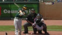 Reddick&#039;s solo shot