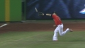 Coghlan&#039;s running grab