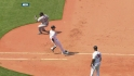 Middlebrooks' RBI single