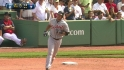 Peralta's two-run homer