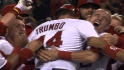 Trumbo's great game
