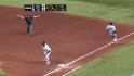 De Aza&#039;s RBI groundout