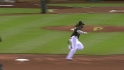 McCutchen's first-inning triple